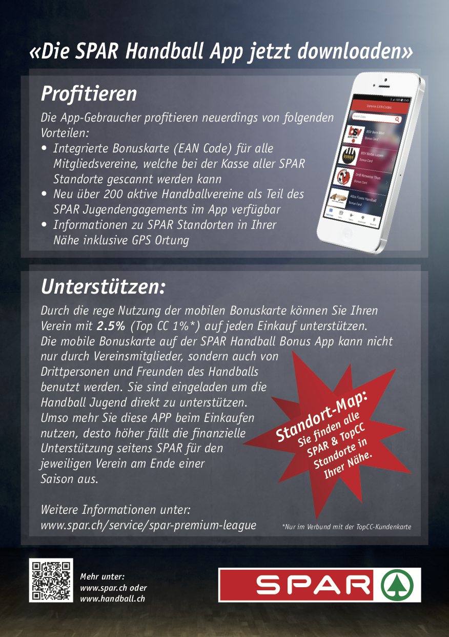 Flyer Spar App VS-RS_A5